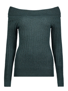 vmava svea offshoulder blouse boo 10177401 vero moda trui green gables
