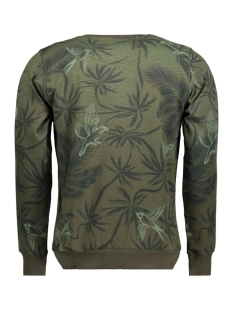 76117 gabbiano sweater army