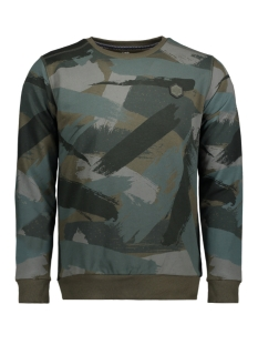 Gabbiano Sweater 76103 ARMY