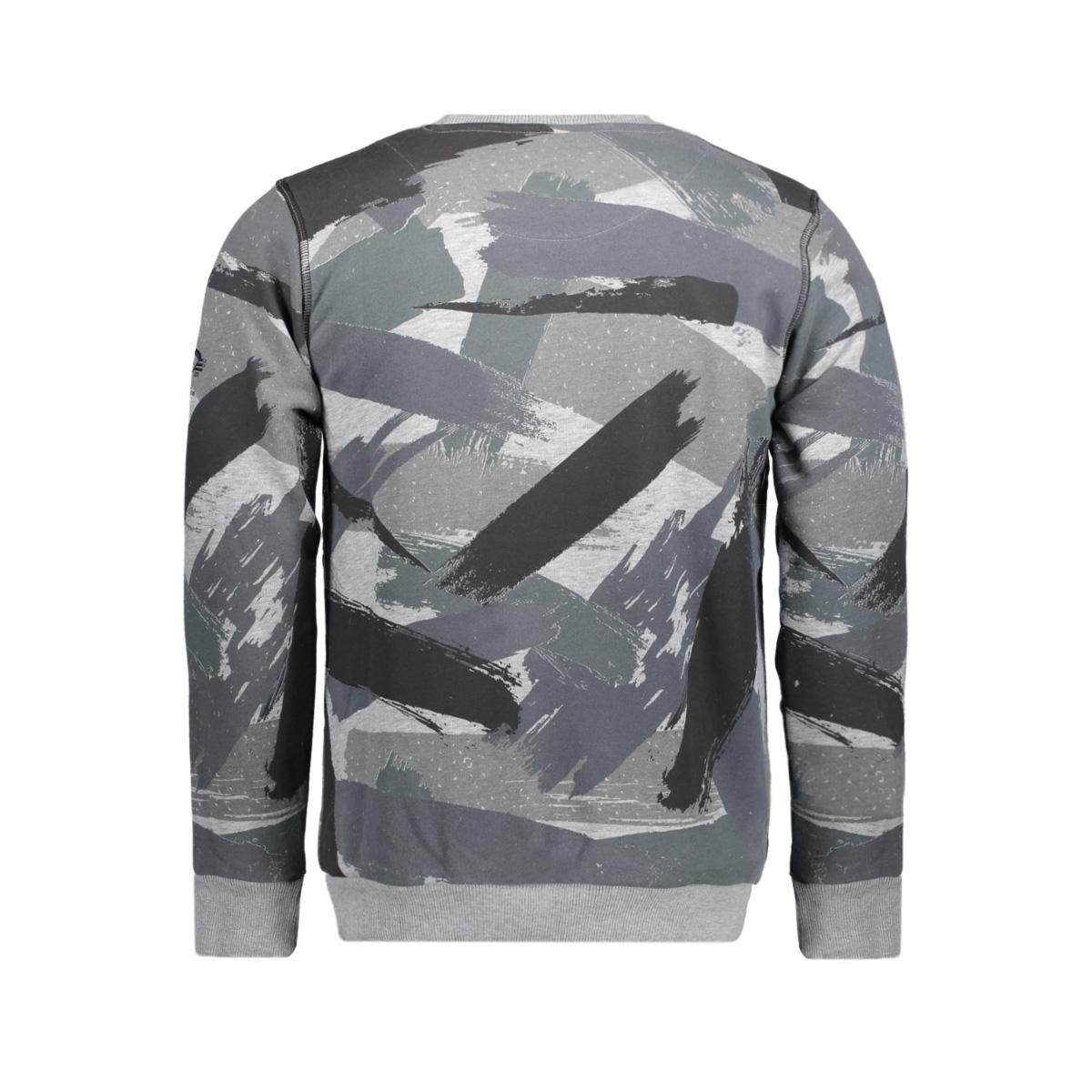 76103 gabbiano sweater grey