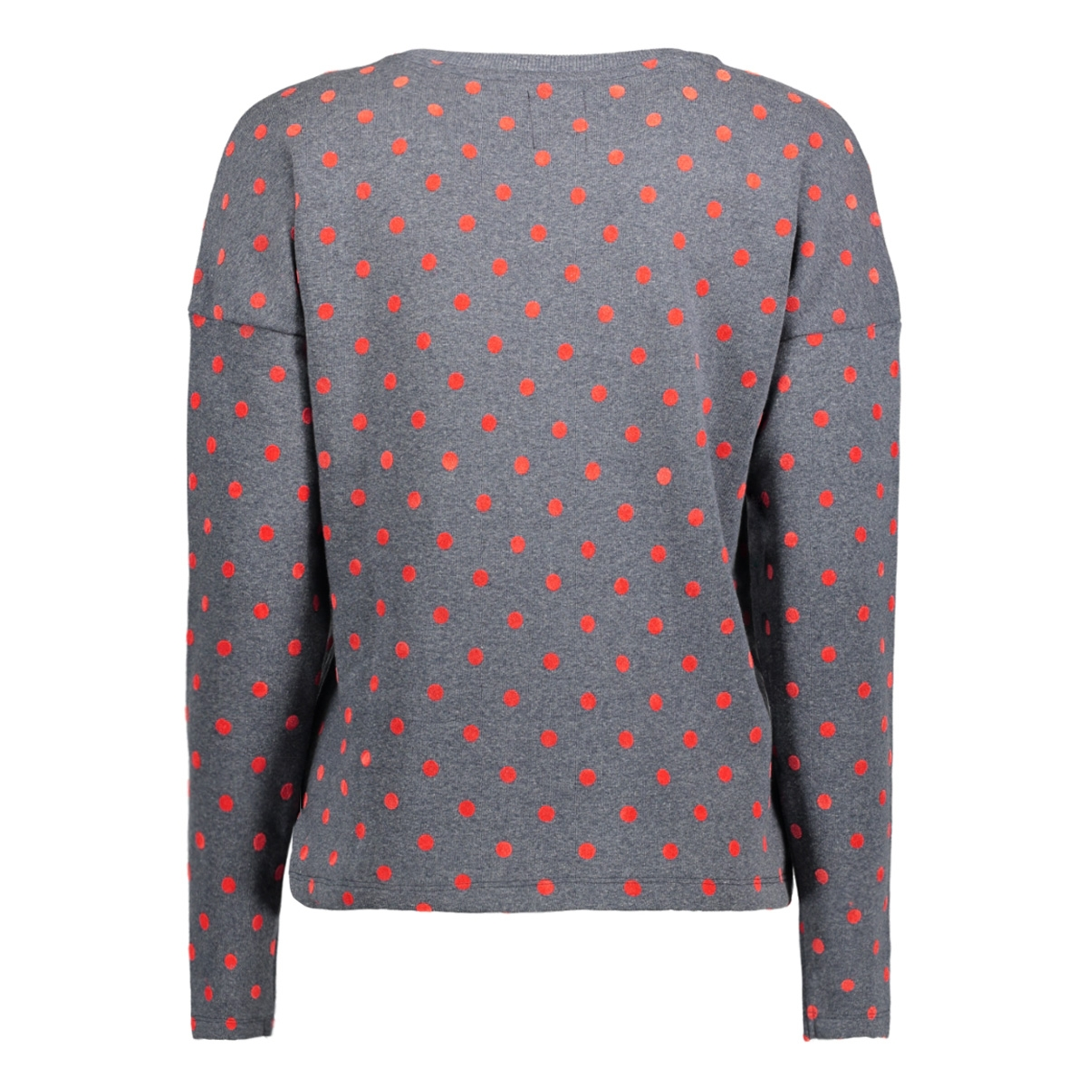 onldot l/s o-neck swt. 15145114 only sweater sky captain/flame scar