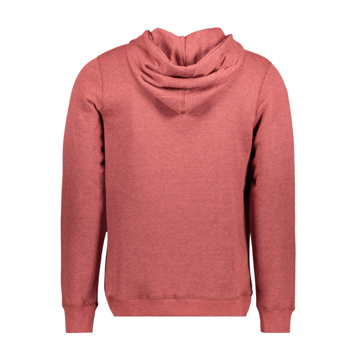 jjvpeet sweat hood 12127669 jack & jones sweater chili oil/slim fit