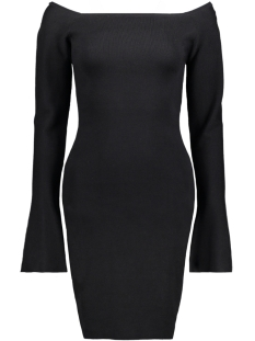 vmdorris glory offshoulder bell dre 10186734 vero moda jurk black
