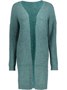 Pieces Vest PCRANDA LS WOOL KNIT CARDIGAN 17085346 Silver Pine