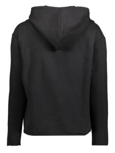 jdylola l/s hood sweat swt 15138577 jacqueline de yong sweater black