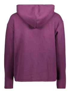 jdylola l/s hood sweat swt 15138577 jacqueline de yong sweater potent purple