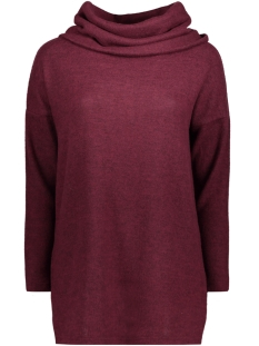 Only Trui onlIDA L/S LONG PULLOVER KNT 15139172 Port royale