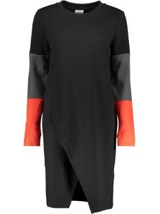 Noisy may Jurk NMWINNER L/S ABK DRESS 8 27000530 Black