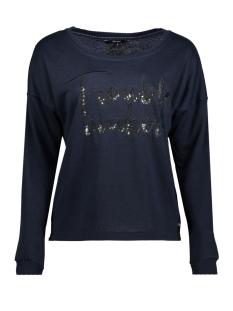 Vero Moda Sweater VMDIDDE LS WOW SWEAT SWT 10188790 Navy Blazer