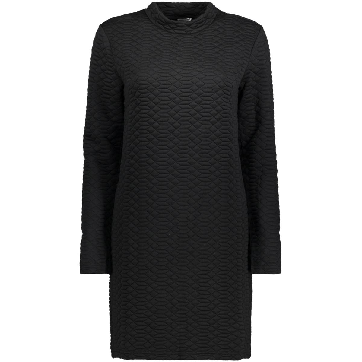 jdysoul highneck dress swt 15140966 jacqueline de yong jurk black