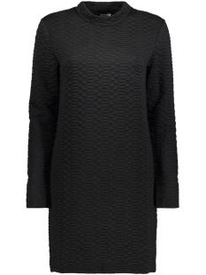 Jacqueline de Yong Jurk JDYSOUL HIGHNECK DRESS SWT 15140966 Black