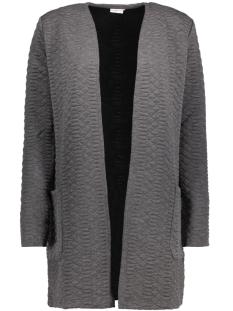 Jacqueline de Yong Vest JDYSOUL L/S SWEAT CARDIGAN SWT 15140963 Dark grey melange