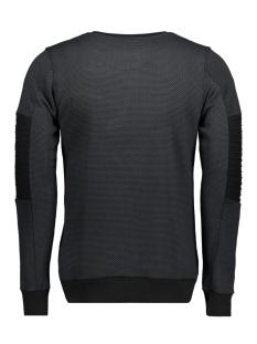 76125 black gabbiano sweater black