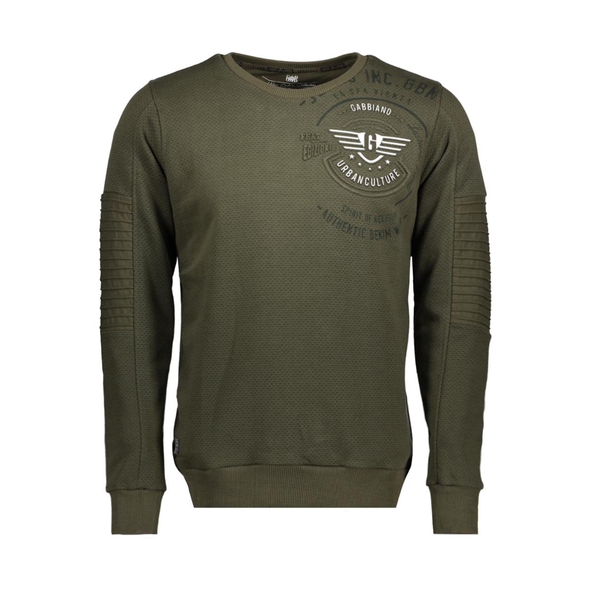 76125 army gabbiano sweater army