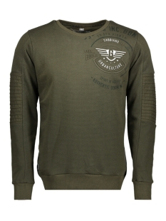 Gabbiano Sweater 76125 ARMY ARMY