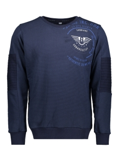 Gabbiano Sweater 76125 NAVY NAVY