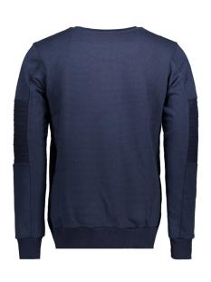76125 navy gabbiano sweater navy