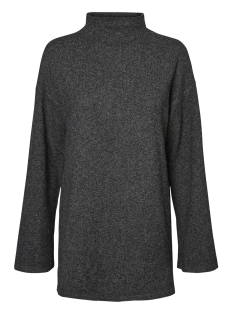 Vero Moda Trui VMCOLMA BRILLIANT LS FUNNELNECK 10183847 Black Beauty