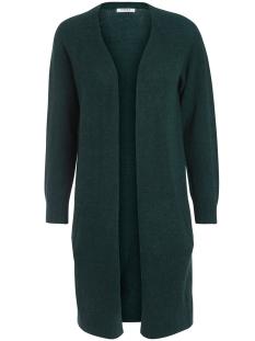 pcjane ls long wool cardigan noos 17082985 pieces vest ponderosa pine