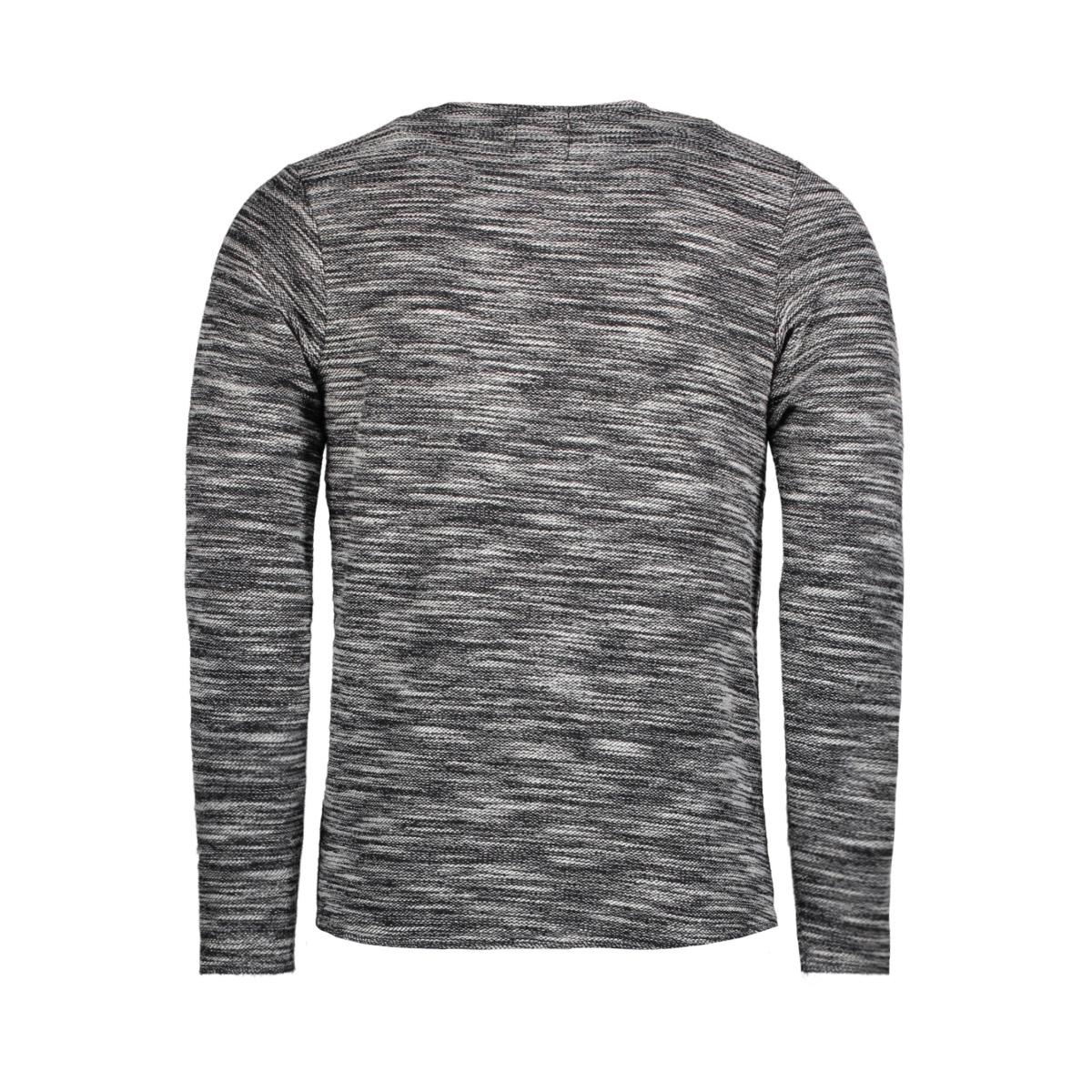 jjvsacron crew neck sweat 12130111 jack & jones sweater caviar