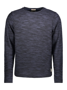 jjvsacron crew neck sweat 12130111 jack & jones trui parisian night
