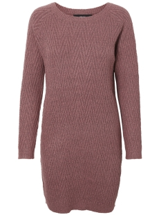 Vero Moda Jurk VMPOSH LS DRESS NOOS 10163894 Mesa Rose