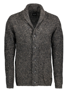 Only & Sons Vest onsOTTO KNIT CARDIGAN 22008082 Black