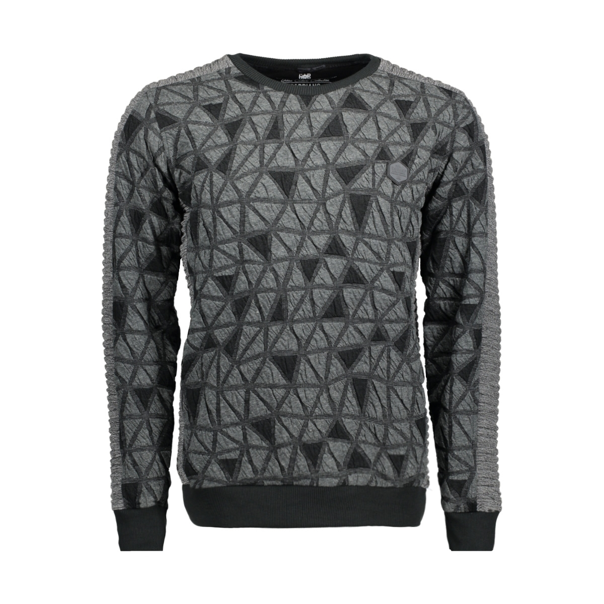 76148 gabbiano sweater black