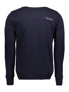 76111 gabbiano sweater navy