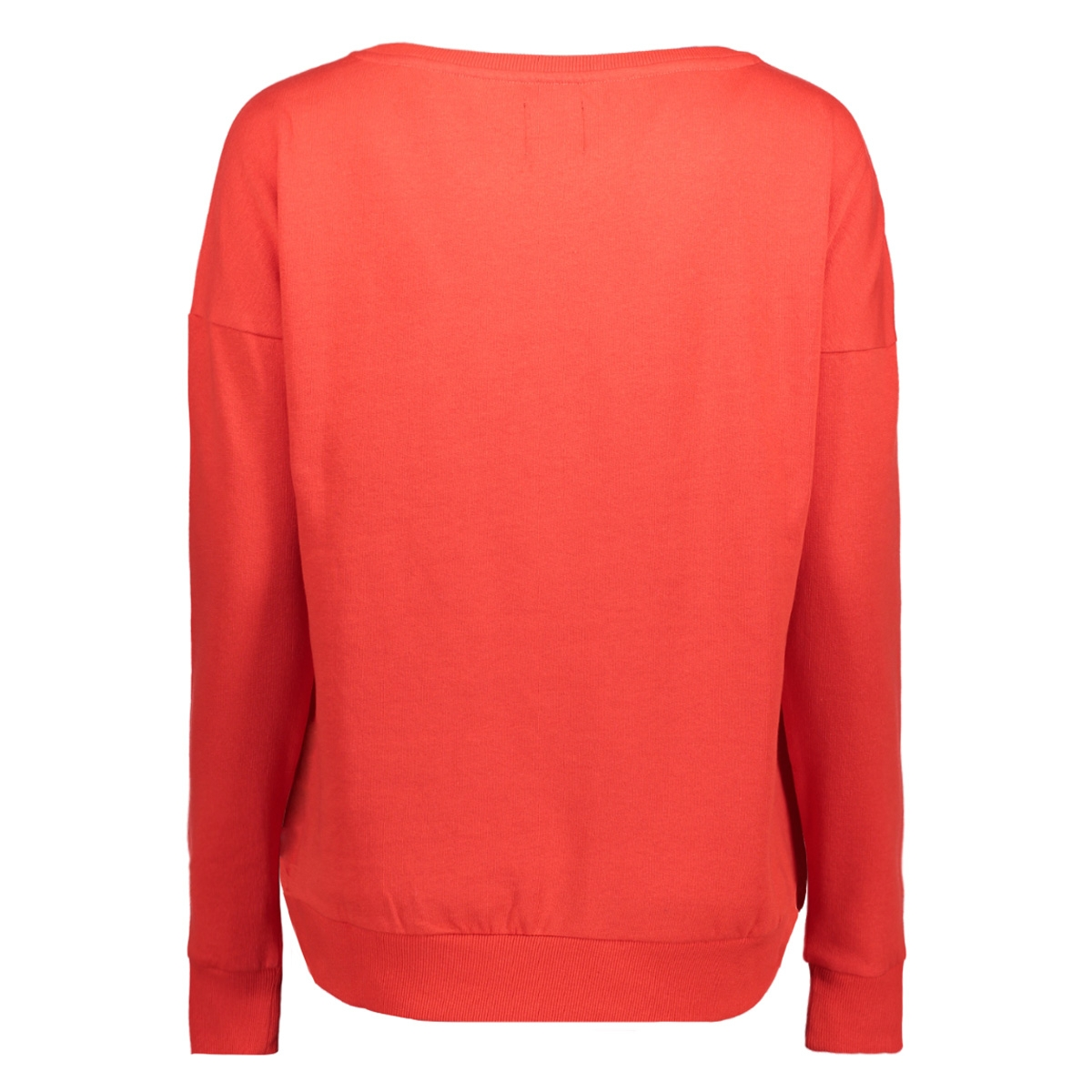 onlhope l/s boatneck friday/game swt 15156834 only sweater flame scarlet/the game i