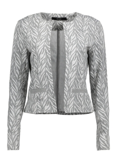 Vero Moda Vest VMNORMA LS SWEAT CARDIGAN JRS 10189950 Light Grey Mela / As ss