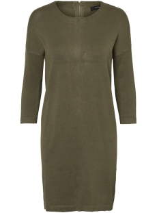 Vero Moda Jurk VMGLORY VIPE AURA 3/4 DRESS COLOR 10137200 Ivy Green