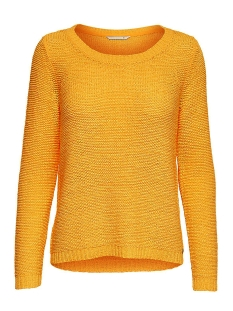 Only Trui onlGEENA XO L/S PULLOVER KNT NOOS 15113356 Golden Glow