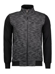 42102 gabbiano vest black