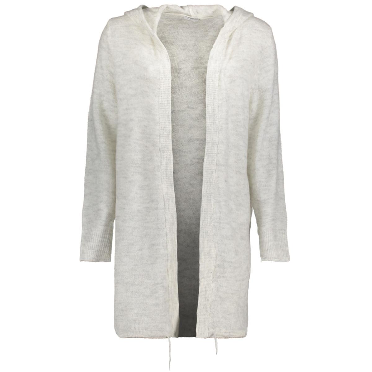 jdysoldier l/s cardigan knt 15138664 jacqueline de yong vest white/melange