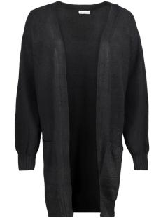 Jacqueline de Yong Vest JDYMELLOW L/S CARDIGAN KNT 15147309 Black