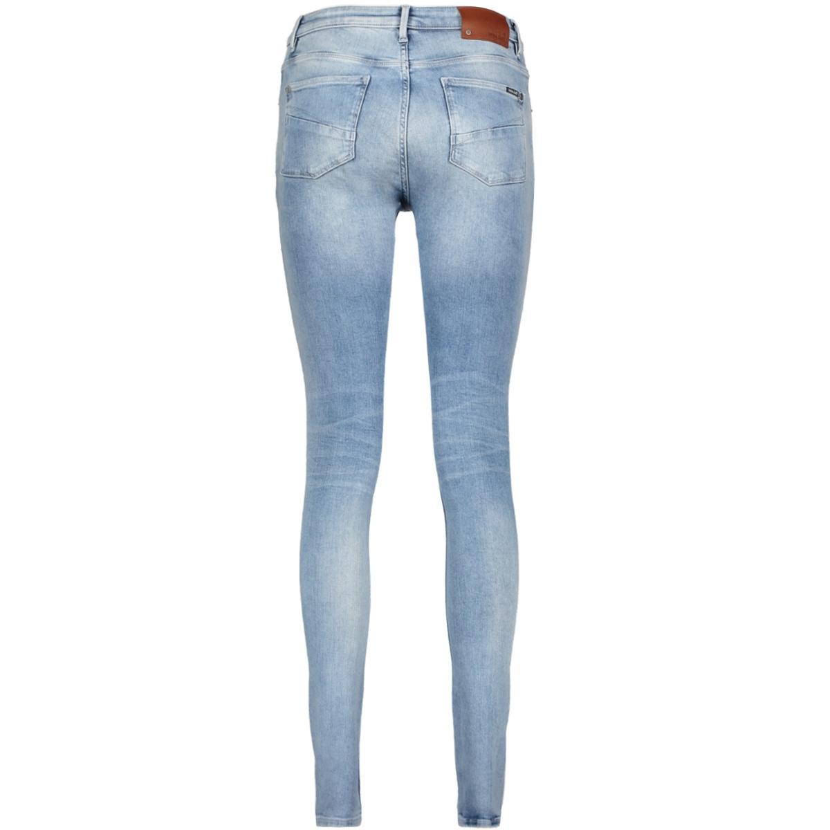 244/30 col.2378_celia garcia jeans 2378 flow denim light used