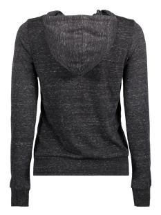 onpamia hood zip sweat prs 15139231 only play sport vest black/(black) me