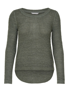 Only Trui onlGEENA XO L/S PULLOVER KNT NOOS 15113356 Balsam Green