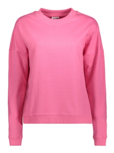 Noisy may Sweater NMLUCKY L/S SWEAT COLOR 27000700 Carmine Rose