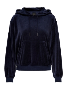 Only Sweater onlVIVIAN L/S HOOD CC SWT 15148611 Blue Nights