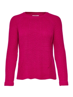 Only Trui onlNEW JEMMA L/S PULLOVER CC KNT 15146085 Pink Peacock