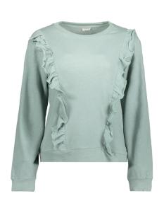 Jacqueline de Yong Sweater JDYLOTTE L/S  SWEAT SWT 15150543 Gray Mist