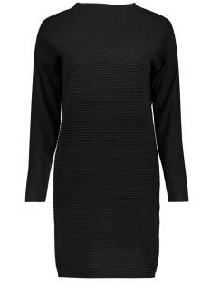 Jacqueline de Yong Jurk JDYTINT L/S SOLID DRESS KNT 15146576 Black
