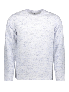 Jack & Jones Sweater JCOHONEY SWEAT CREW NECK 12139480 White/Estate Blue