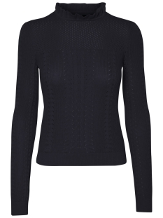 Vero Moda Trui VMVIOLA LS KNIT BLOUSE 10191033 Night Sky