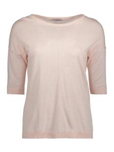 Pieces T-shirt PCIRMA 2/4 KNIT 17087235 Evening Sand