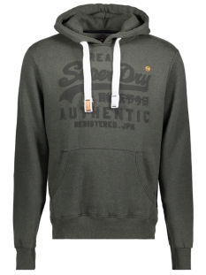 Superdry Sweater M20025XP DV1 (Charcoal Black Grit)