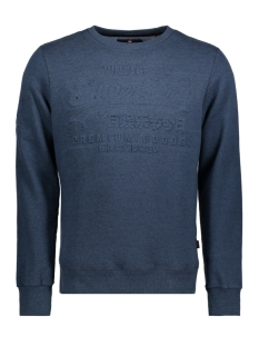 Superdry Sweater M20001FP EP5 (Twilight Blue Grit)