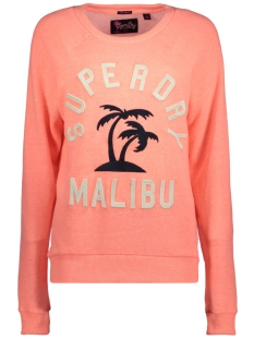Superdry Sweater G20002POF1 AO7 (Beach Coral)